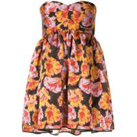 Maticevski Fandango mini dress - Multicolour