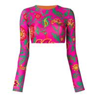 La Doublej Surf top - Pink