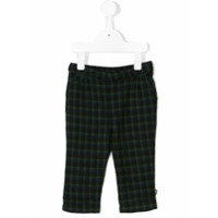 Imps & Elf checked trousers - Blue