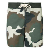 The Upside military printed shorts - Green