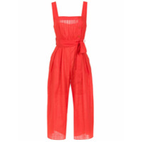 Clube Bossa belted Ascari jumpsuit - Red