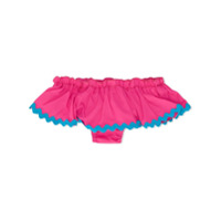 Piccola Ludo ruffled bikini bottoms - Pink