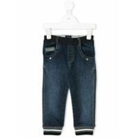 Lapin House straight leg jeans - Blue