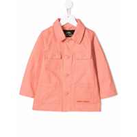 Mini Rodini embroidered jacket - Pink