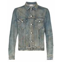 John Elliott Terrain denim jacket - Blue