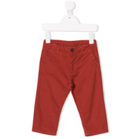 Knot twill chinos - Red