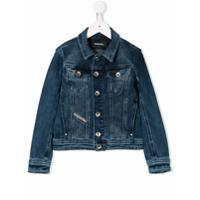 Diesel Kids classic denim jacket - Blue