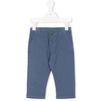Knot Jim chino trousers - Blue