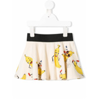 Mini Rodini banana print skirt - Neutrals