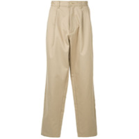 E. Tautz loose-fit trousers - Neutrals