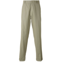 tudes loose-fit tailored trousers - Green