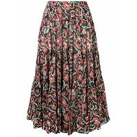 Isabel Marant toile Elfa skirt - Black