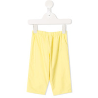 Bonpoint elasticated loose fit trousers - Yellow