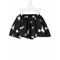 Caroline Bosmans Pinocchio skirt - Black