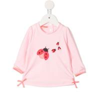 Sunuva ladybird rash top - Pink
