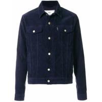 Ami Alexandre Mattiussi denim jacket - Blue