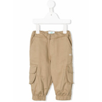 Eshvi Kids cargo trousers - Neutrals