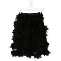 Señorita Lemoniez TEEN Loto tulle skirt - Black