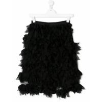 Seorita Lemoniez TEEN Loto tulle skirt - Black