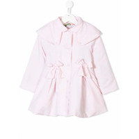 Patachou bow detail coat - Pink