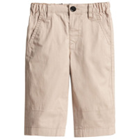 Burberry Kids Cotton Twill Chinos - Grey