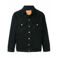 Martine Rose oversized denim jacket - Black