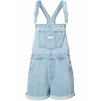 Levi's classic fitted dungarees - Blue