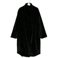 Little Creative Factory Kids faux fur coat - Black