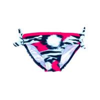 Kenzo Kids Tiger Stripes bikini bottom - Multicolour