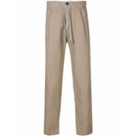 Eleventy drawstring trousers - Neutrals