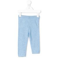 Tommy Hilfiger Junior elasticated waist trousers - Blue