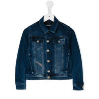 Diesel Kids Jaffyk denim jacket - Blue