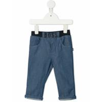 Boss Kids denim trousers - Blue
