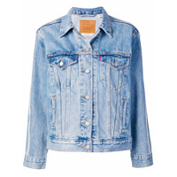 Levi's Ex Boyfriend trucker jacket - Blue
