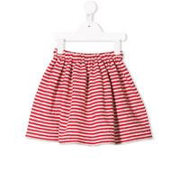 Touriste striped flared skirt