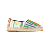 Loewe striped espadrilles - Multicolour