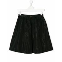 Señorita Lemoniez flared skirt - Black
