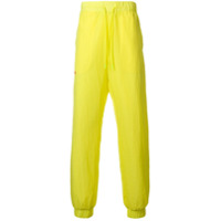 Han Kjbenhavn drawstring track pants - Yellow