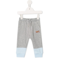 Kenzo Kids Jumping Tiger track pants - Grey
