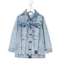 Dkny Kids classic denim jacket - Blue