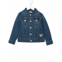 Miki House classic denim jacket - Blue