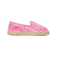 Manebi woven espadrilles - Pink