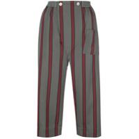 Vivienne Westwood Anglomania pyjama shorts - Grey