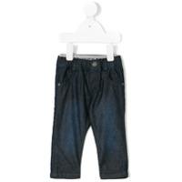 Boss Kids elasticated waist jeans - Blue