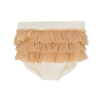 Little Creative Factory Kids ruffle bikini bottoms - Neutrals