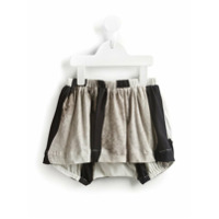 Lost And Found Kids skirted bloomers - Grey