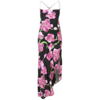 Haney orchid print dress - Pink