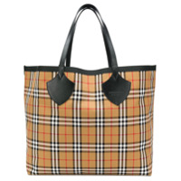 Burberry Bolsa Tote 'the Giant' - Neutro