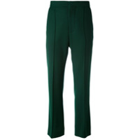 Marni Calça De Alfaiataria Cropped - Green