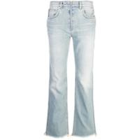 Givenchy Calça Jeans Reta - Azul